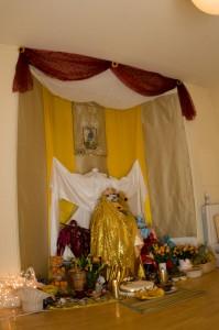 Third Birthday Throne, photo by Reynaldo Trombetta