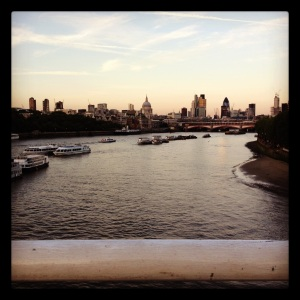 Old Man River; Old Father Thames