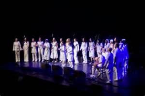 London Lucumi Choir, photo by Reynaldo Trombetta