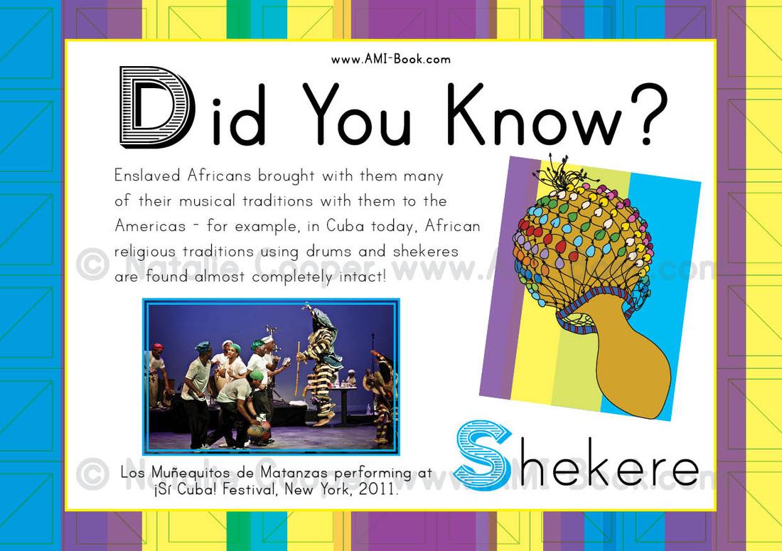 African Musican Instruments