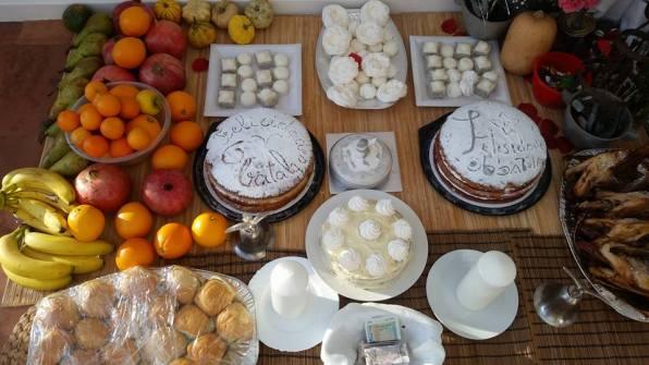 Offerings for Obatala