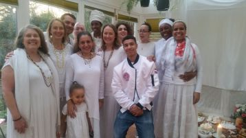 Godchildren and Family