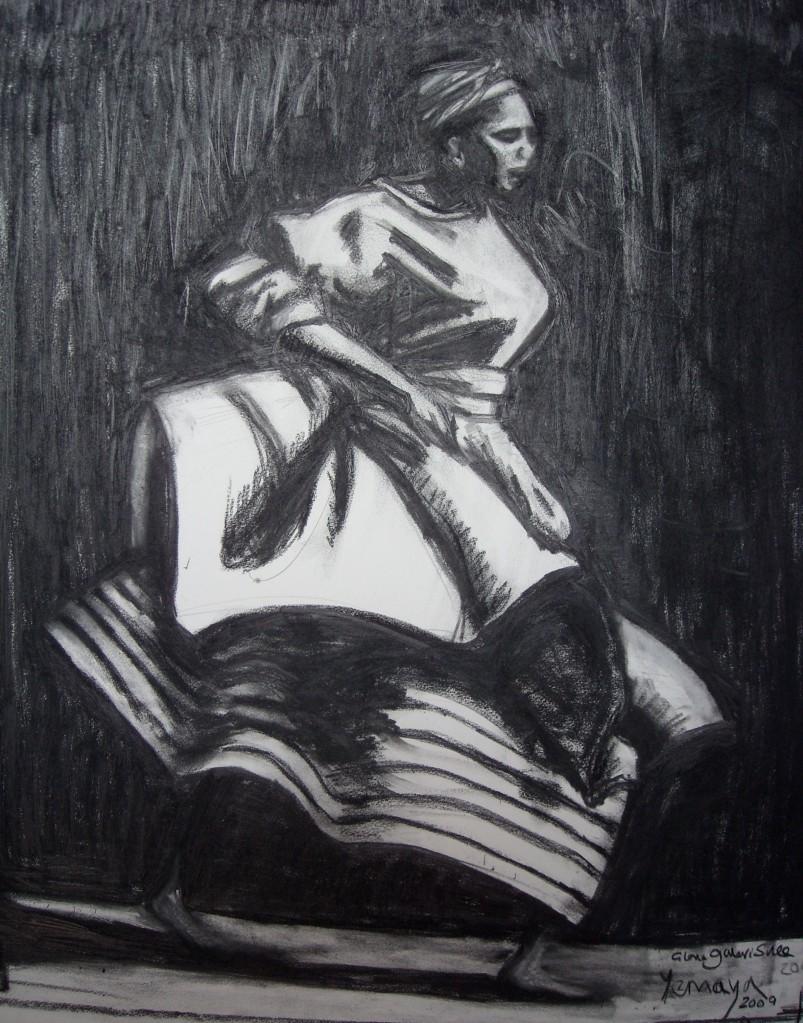 Yemaya dance by Gloria Ojulari